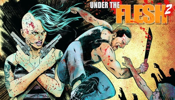 Under The Flesh Issue 2